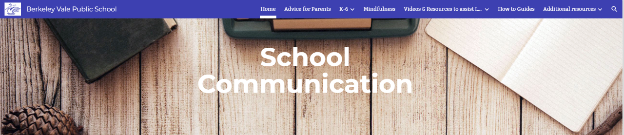 BVPS School Communication